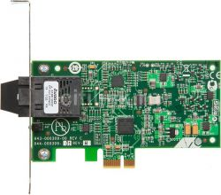 AT-2711FX/SC, Сетевая карта Allied Telesis (AT-2711FX/SC) 100Mbps Fast Ethernet PCI-Express Fiber Adapter Card; SC