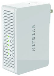 WN3500RP-100PES, NETGEAR Universal Dualband Wireless-N 300 Mbps Repeater (2.4 GHz and 5 GHz), 1xLAN, 1xUSB 2.0 (HDD and printer support), 3.5mm mini jack