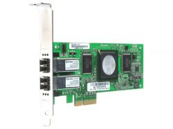 N2XX-AQPCI03=, Qlogic QLE2462, 4Gb dual port Fibre Channel Host Bus Adapter