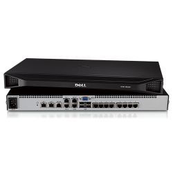 210-33460, ПереключательPE 1082DS - Digital 8 Port KVM Over IP Switch (includes 1x 7ft RCM Cable)/5Y4MC