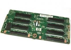 392610-001, Плата HP 392610-001 SAS BACKPLANE 8 BAY for DL380 G4