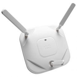 AIR-CAP1602I-I-K9, Точка доступа Cisco AIR-CAP1602I-I-K9 802.11a/g/n Ctrlr-based AP, Int Ant, I Reg Domain Cisco Aironet 1600 Series Access Points