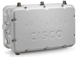 AIR-LAP1522CV-A-K9, Точка доступа Cisco AIR-LAP1522CV-A-K9 802.11a,b/g Outdoor Mesh AP, FCC,CM,gray,POC,modem,antennas, 1520 Series Mesh Access Points