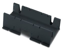 AR8160ABLK, Кабельный органайзер APC AR8160ABLK PDU Shielding Trough 600mm wide Black