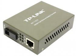 MC112CS, Медиаконвертер TP-LINK MC112CS WDM Fast Ethernet.