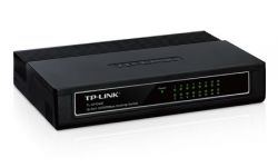 TL-SF1016D, TP-Link TL-SF1016D 16-port 10/100M Desktop Switch,16 10/100M RJ45 ports, Plastic case
