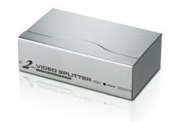 VS92A, 2-Port Video Splitter W/230V ADP.
