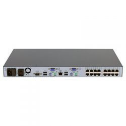 AF617A, HP Server console switch 0x2x16 KVM (UTP connection) (instead of 336045-B21)